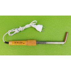 Паяльник электрический ЭПСН 150 Wt / 220V (съемное загнутое жало)    Запорожье