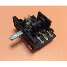 Переключатель пятипозиционный AC301B (AC3) / 16А / 250V / Т150 (контакты внутри 2+3)  JRGESON  Турция