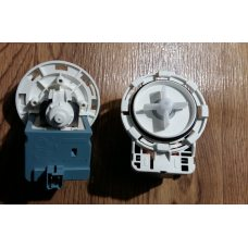 Насос - помпа ARYLUX для стиральной машины (на 8 защелках) 34W / 230V / контакты сзади Италия