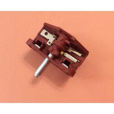 Переключатель четырехпозиционный Tibon 420 / 16А / 250V / Т125 (контакты снаружи 2+2) коричневый  Турция