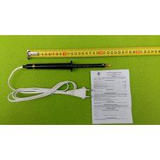 Паяльник бытовой электрический 25Вт / 220В с карбалидовой ручкой