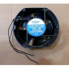 Вентилятор осевой универсальный Tidar 150мм*172мм*50мм / 220-240V / 0,29А / 35W (КРУГЛЫЙ)