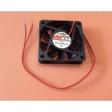Вентилятор осевой универсальный Sunflow 60мм*60мм*15мм / 12V / 0,11А /(квадратный)