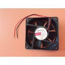 Вентилятор осевой универсальный Sunflow 120мм*120мм*38мм / 12V / 0,34А /(квадратный)