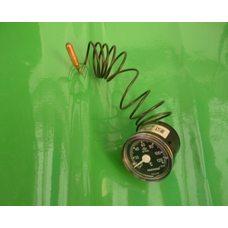 Термометр капиллярный PAKKENS Ø40мм / Tmax = 120 ° С / длина капилляра L = 1м Турция