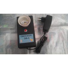Овоскоп прибор для определения качества яиц ОВ-3