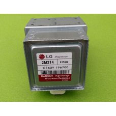 Магнетрон универсальный для микроволновых печей LG - модель 2М214 / 01TAG Китай