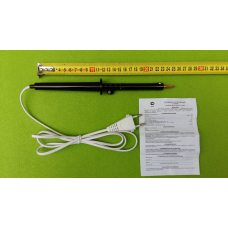 Паяльник бытовой электрический 40Вт / 220В с карбалидовой ручкой