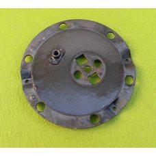 Фланец металлический Ø120мм / на 6 отверстий - для бойлеров Atlantic, Round, Tesy (оригинал)