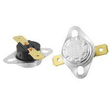 Отсекатель защитный аварийный термозащита KSD301 или KSD303 10А 250V - от 60 до 180 ° С в ассортименте