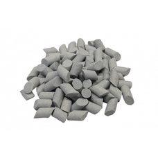 Галтовочные тела (наполнитель для галтовки) керамические ERBA CYT 10x15 (скошенный цилиндр)
