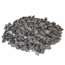 Галтовочные тела (наполнитель для галтовки) керамический скошенный треугольник №3 9х9 мм (RCP 09/09 S)