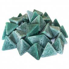 Галтовочные тела (наполнитель для галтовки) пластиковый пирамида №8 30 мм (RKV 30Р)