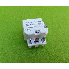 Реле пусковой для холодильников MPV 12К / 1.2A / 220-240V Ужгород