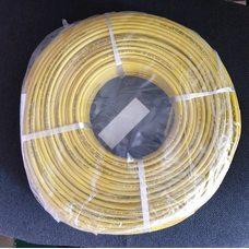 Провод медный термостойкий SIAF - пересечение 6.00мм / L = 100м (в резиново-силиконовой изоляции) ELCAB KABLO, Турция