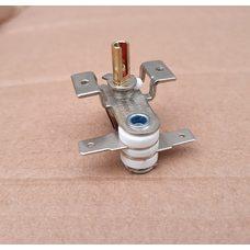 Терморегулятор для электродуховок, обогревателей, электроплит MINJA KST228 / 16А / 250V / T250