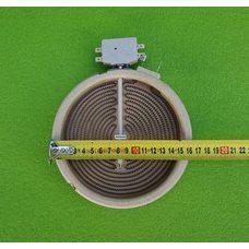 Электроконфорка для стеклокерамических поверхностей Heatwell - Ø165мм (D9265) / 1200W / 240V на 4 контакта