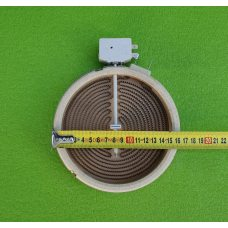 Электроконфорка  для стеклокерамических поверхностей Heatwell - Ø165мм S9200 1200W
