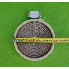 Электроконфорка Heatwell - Ø200мм (D8965) / 1800W / 230V (на 4 контакта) для стеклокерамических поверхностей