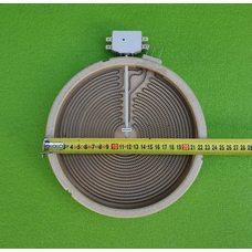 Электроконфорка для электроплит Heatwell - Ø230мм D8365 2200W спирали 1000W+1200W